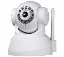 Camera IP hồng ngoại không dây